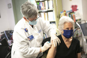 Morris County Community Vaccination Program is Reaching the Homebound