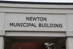 Newton Municipal building