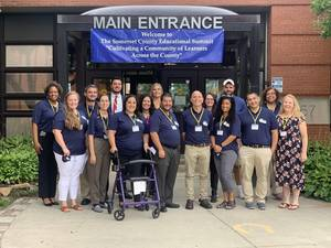 Over 200 Educators Attend First EverSomerset County Educational Summit