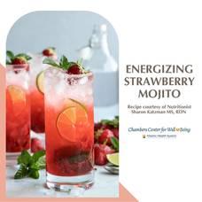 strawberry mojito, farmers market recipe,