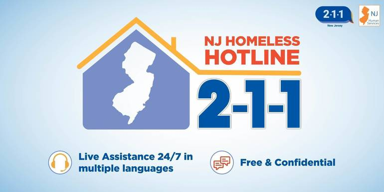 NJ Human Services To Provide Counties With $2.5M To Help Protect Homeless Individuals During Freezing & Dangerous Weather