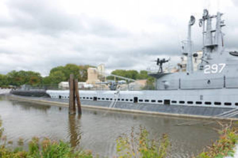 Hackensack PD: USS Ling Naval Museum Vandalized