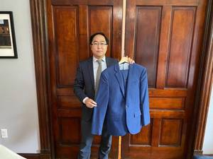 The Blue Suit and the Story of January 6th