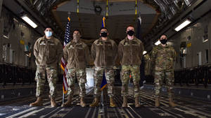 JBMDL Airmen Prep for New Roles as Guardians of U.S. Space Force