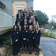 Newton High School FFA Heads to Indiana for National Competition