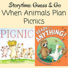 Hey Kids! It's Time for a Picnic Lunch with the Librarian or Storytime with Macculloch Hall