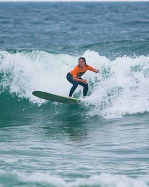 2021 Coquina Jam Female Surf Contest Today in Brant Beach