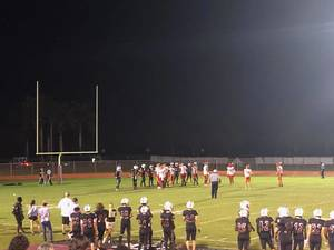 Stoneman Douglas Falls in Homecoming Football Game