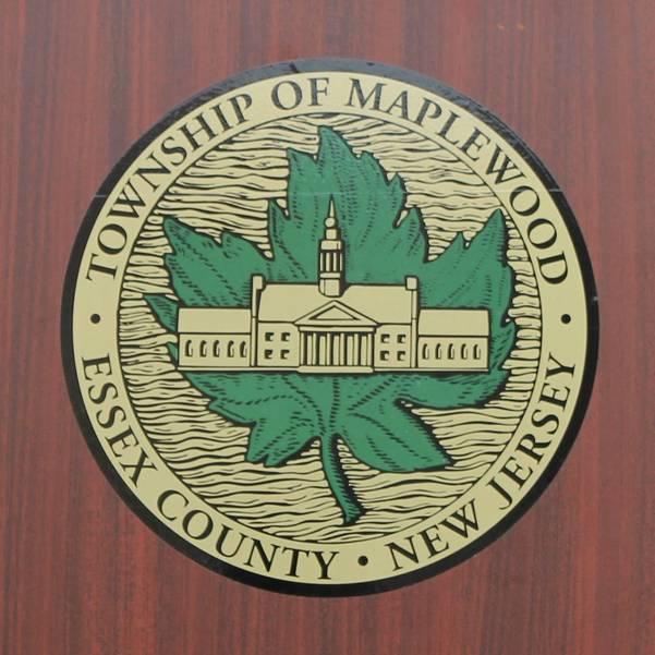 Maplewood Township logo wood