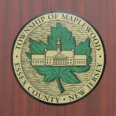 Maplewood Township logo wood