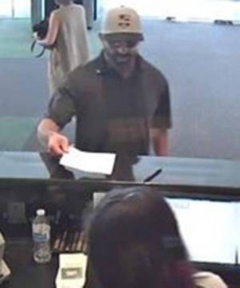 Suspect at Large after Bank Robbery in Warren, Police Release More Info and Seek Public's Assistance