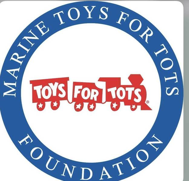 Warren Collecting Toys for Tots