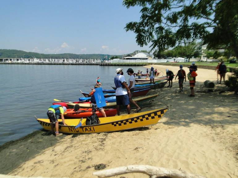 Sells Out Quickly: Navesink Maritime Heritage Association Kids in Canoes Program