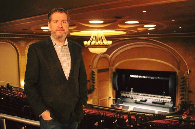 Jason Paddock is the Director of Event Marketing & Programming at State Theatre New Jersey. He is a frequent speaker and consultant in arts administration, the psychology of creativity, and marketing.