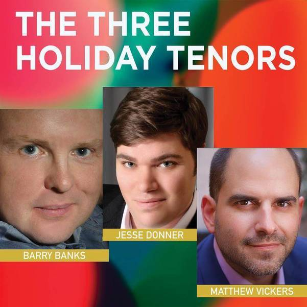 Three Holiday Tenors