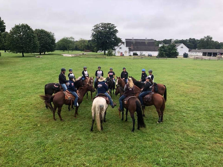 Tour To Raise Awareness For Preventing Veteran Suicide Through Healing Horsemanship Will Stop In NYC