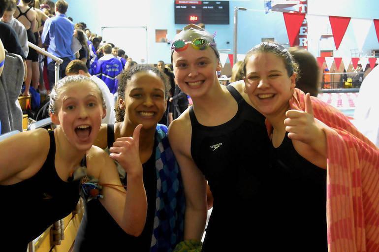 400 Freestyle Relay Team Abby Ryan, Chloe Howell, Caroline Warren, Rachel Small.png