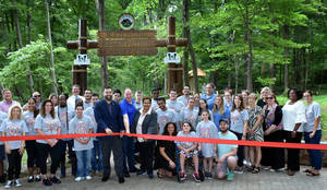 Union County's First Sensory Friendly Trail at Watchung Reservation is Officially Open