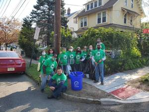 Bloomfield Residents Take to the Streets (and Parks) for Annual Town Cleanup