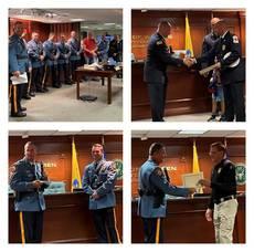 Warren Township Honors First Responders
