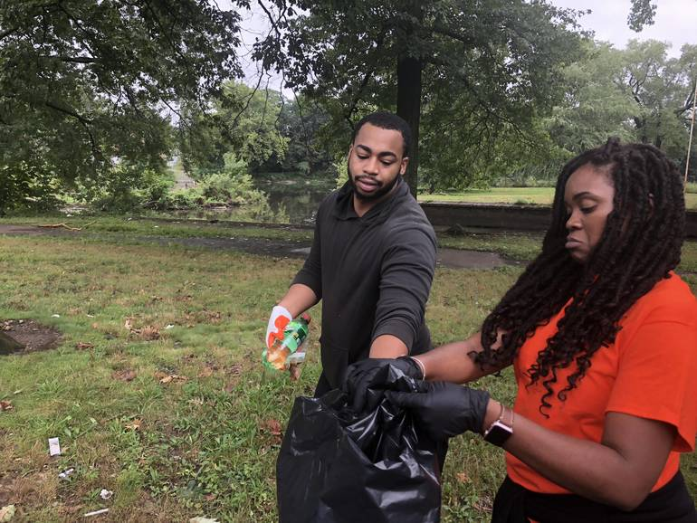 Passaic County Freeholders Awarded $76K to Reduce Litter