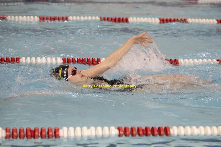 Parsippany Hills Swim Splits Virtual Meet Against Madison