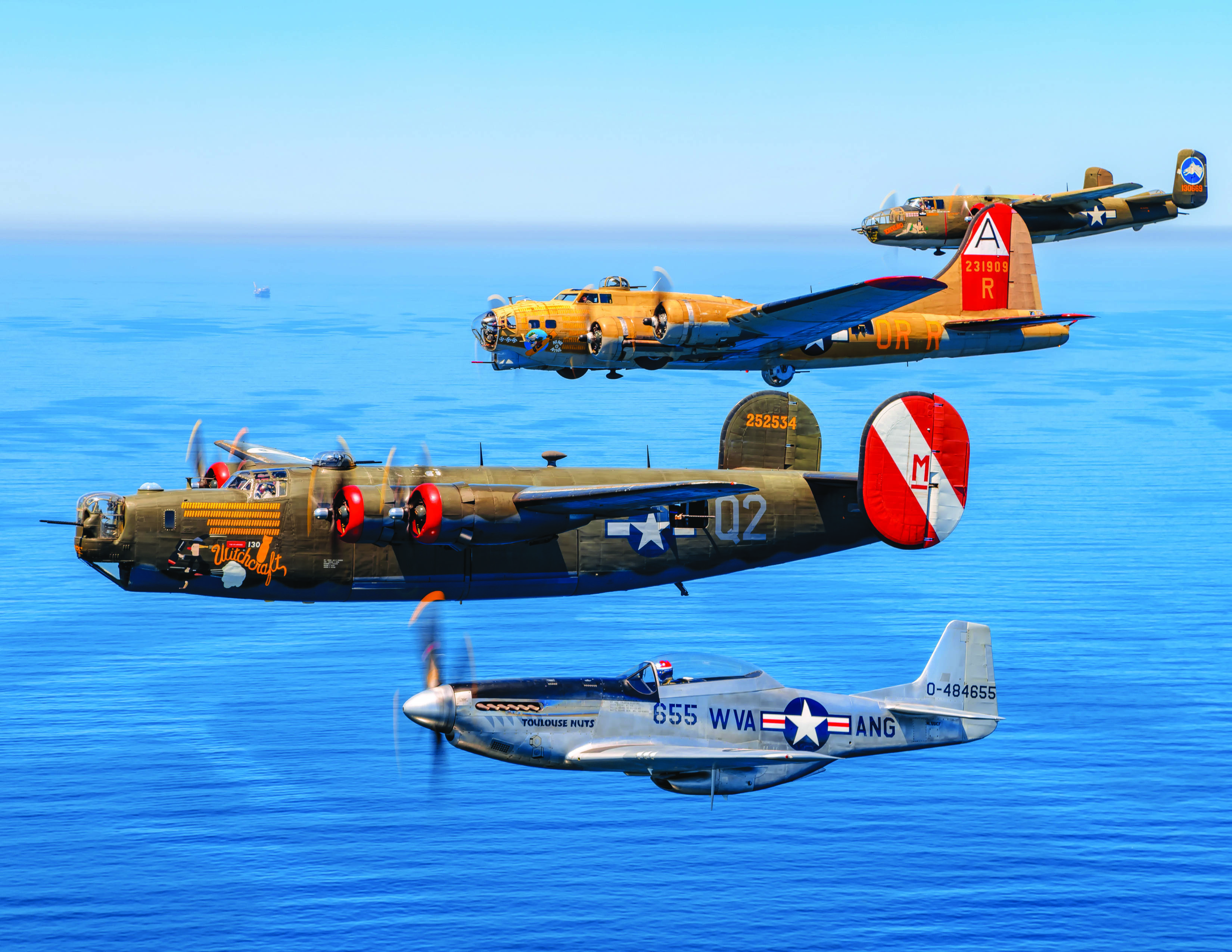 """Wings of Freedom Tour"" Lands at Morristown Airport Sept. 4 - Sept. 7"