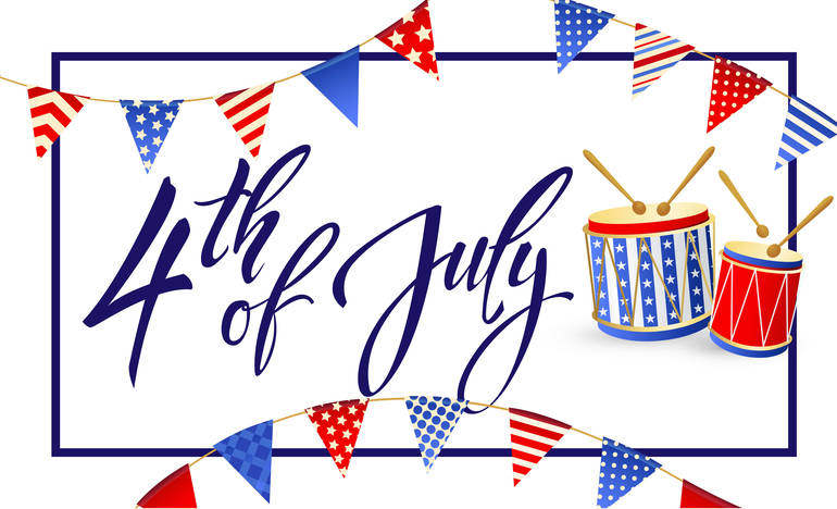 Independence Day Closures In and Around Morristown