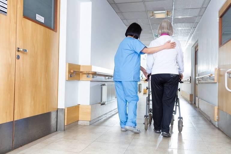 Nursing Home, Immunizations, COVID-19 vaccine