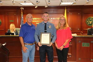 Summit's Anthony Campanelli Among New Warren Township Police Officers