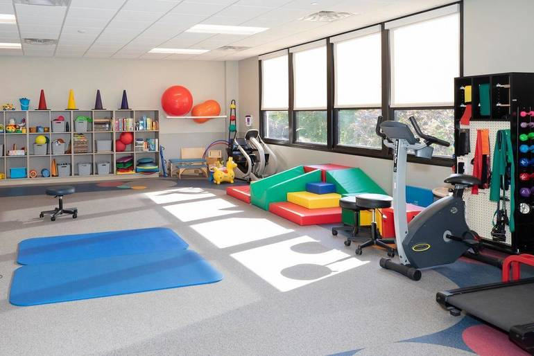 State-of-the-Art Pediatric Rehabilitation Center Reopens in