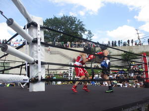 Recap: Boxing Excellence Comes to Paterson's Great Falls