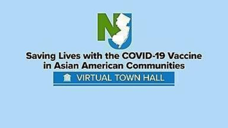 Medical Professionals From NJ's Asian American Communities Address Vaccine Fears in DOH Virtual Town Hall