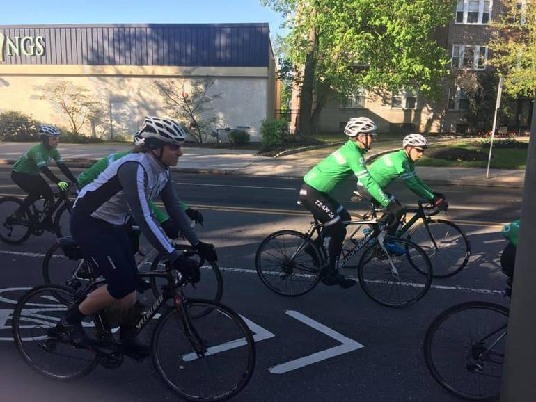 We Are One Ride Cycles through Morris County