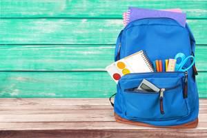 School - Bookbag