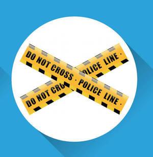 Police Do Not Cross Line