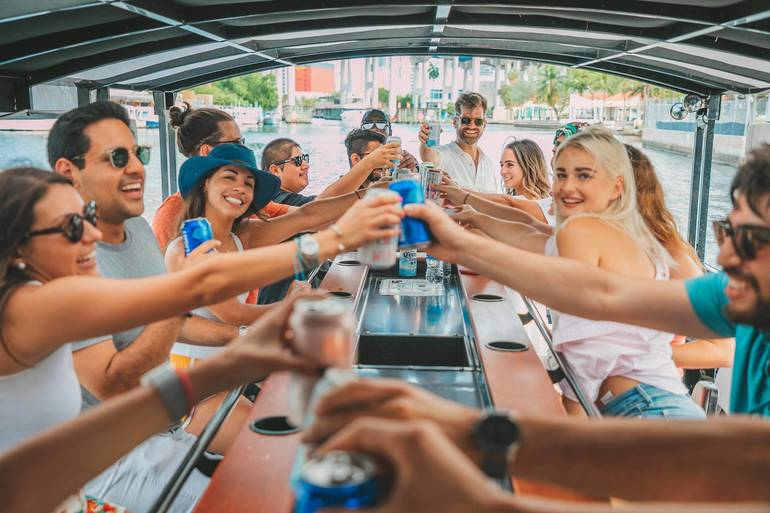 Jersey Shore's First-Ever Pedal-Powered Party Boat Coming to LBI This Season