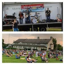 Warren Summer Concerts Continue,  B-Street Wows, Bob Marino and Barbra Lawson Up next