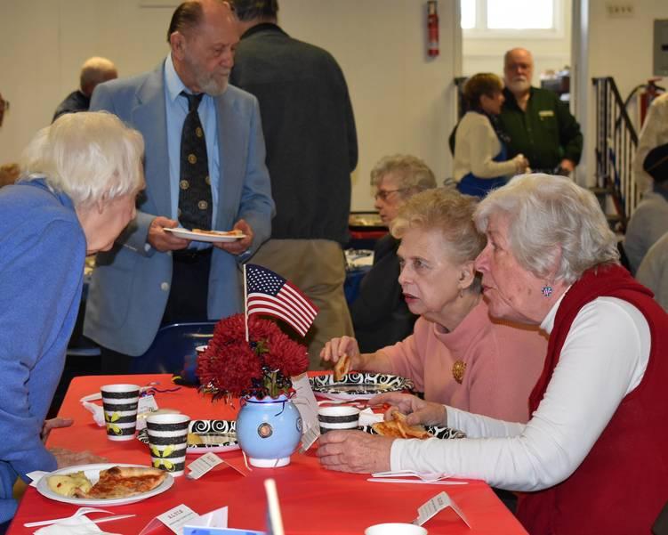 American Legion Post 433 - Veterans Day 2018