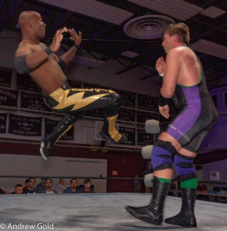 WWE Legends & IWF Stars to Battle at Nutley Relay For Life Benefit April 18