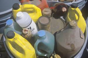 household waste, garbage