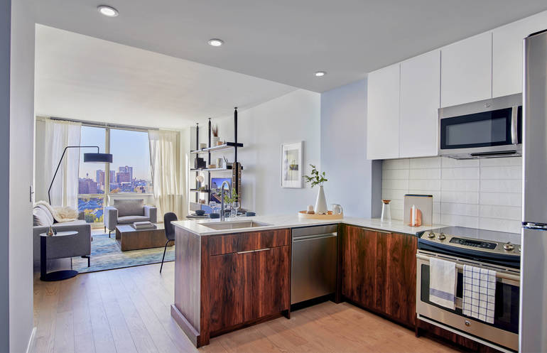 Hoboken's 7 Seventy House Leads Leasing Surge on New Jersey's Hudson River Gold Coast