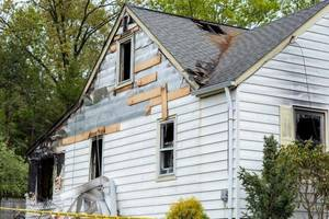 Deadly House Fire in Wayne on Monday Evening