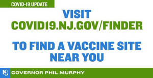Latest COVID Figures in New Jersey