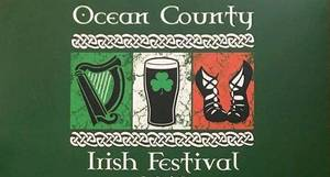 2021 Ocean County Irish Festival, Saturday, September 11 at Manahawkin Lake Park