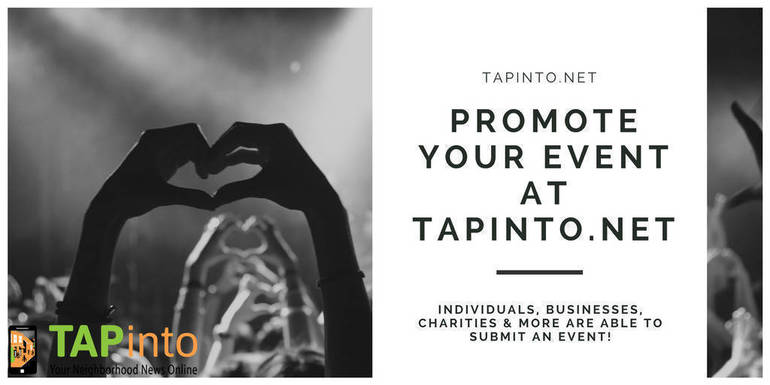 You know you can list Food Drives, Church Activities and other Non-Profit events on the TAPinto Nutley Community Calendar for FREE