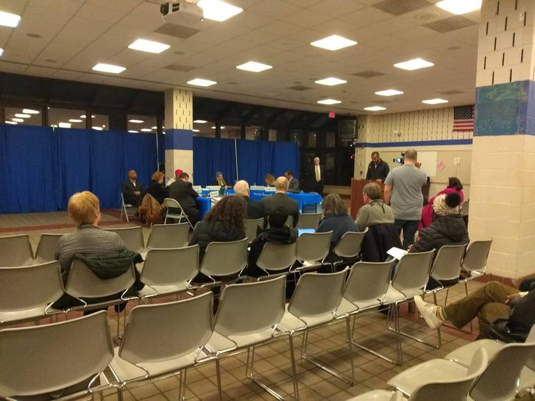 Montclair Board Meeting