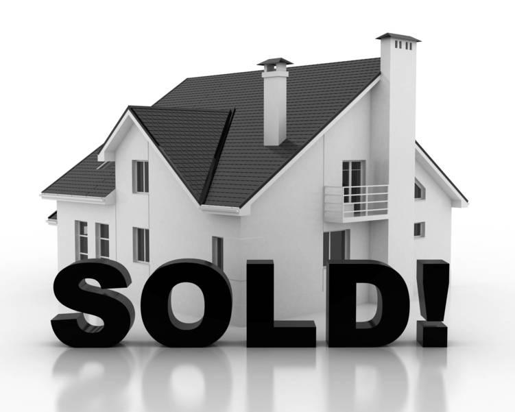 Real Estate SOLD!