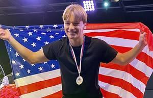 NJ Teen Wins Freestyle Football World Championship