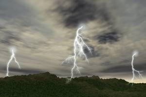 National Weather Service, Weather Alert, June 7